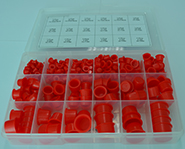 Protective Cap & Plug Assorted Kits
