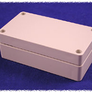 1554 / 55 Watertight ABS - Flat & Recessed lids