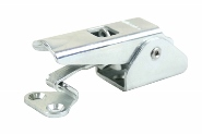 362 - Light Duty Latch with U Hook - Horiz Mounting