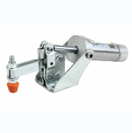 611 -Pneumatic Toggle Clamps - Horiz. Tied Front Mounting