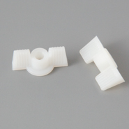 Deco wing Nuts - Nylon Metric