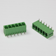 Horizontal PCB Mount Header