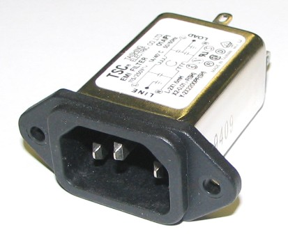 IEC Inlet  / Filters
