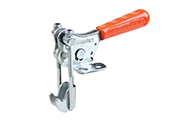 351- Latch Toggle Clamp with U Hook - Horiz. Mounting
