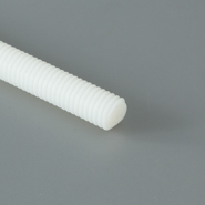 Nylon Threaded Rod - Imperial